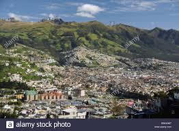 Protests in Ecuador despite curfew at night